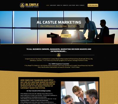 Wordpress Junk Removal Website